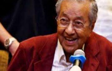 Malaysia's Mahathir Mohamad – world's oldest leader
