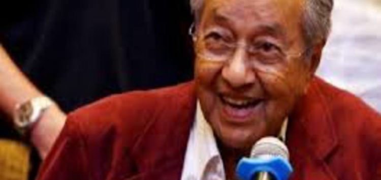 Malaysia's Mahathir Mohamad – world's oldest leader