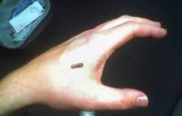 Microchips under the skin of Swedes