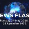 Cii Radio News Flash- 24 May 2018|08 Ramadaan 1439