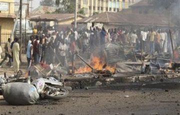 Nigeria mosque attack death toll rises to 86