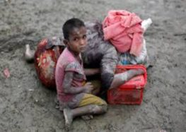Bangladesh to shift 100,000 Rohingya refugees to island