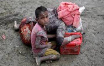 Bangladesh to shift 100,000 Rohingya refugees to island