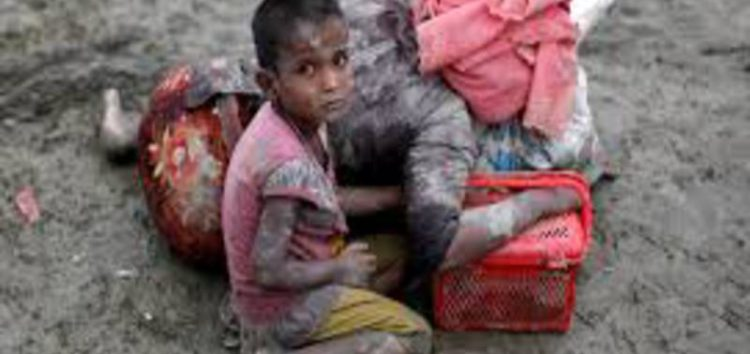 Human rights group slams inaction on Rohingya crisis
