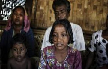 Activists denounce sexual violence against Rohingya