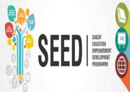 #SANZAF Seed making dreams a reality