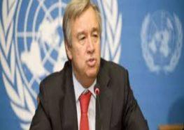 UN chief deplores Gaza violence after Israel kills 62