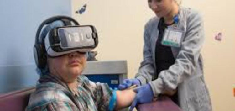 Virtual reality to change the face of healthcare