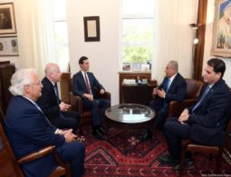 Netanyahu: Kushner and Greenblatt support Israels deadly response to Palestinians at Gaza border