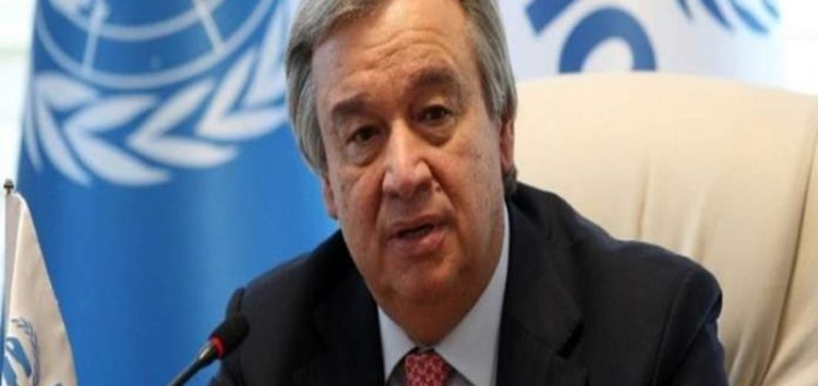 UN chief regrets US exit from rights council