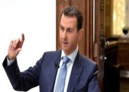 Assad pledges to regain control of northern Syria