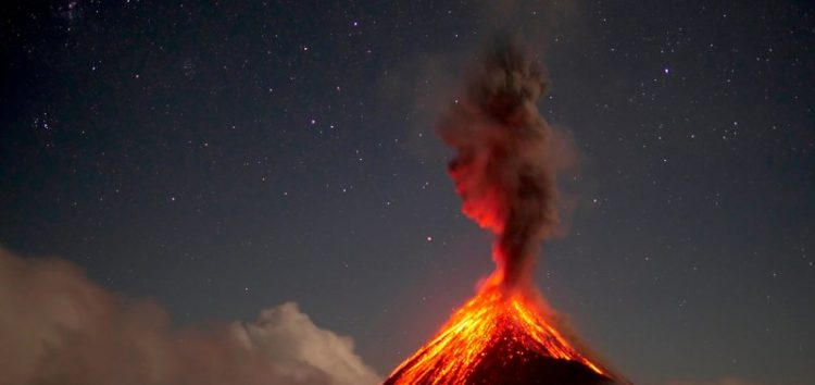 Volcano erupts in Guatemala, claims 25 lives