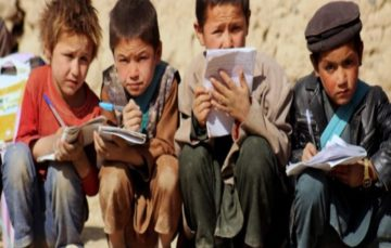 Millions of Afghan children missing out on education