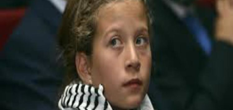 Teen activist Ahed Tamimi, jailed for slapping an Israeli soldier, loses bid for an appeal