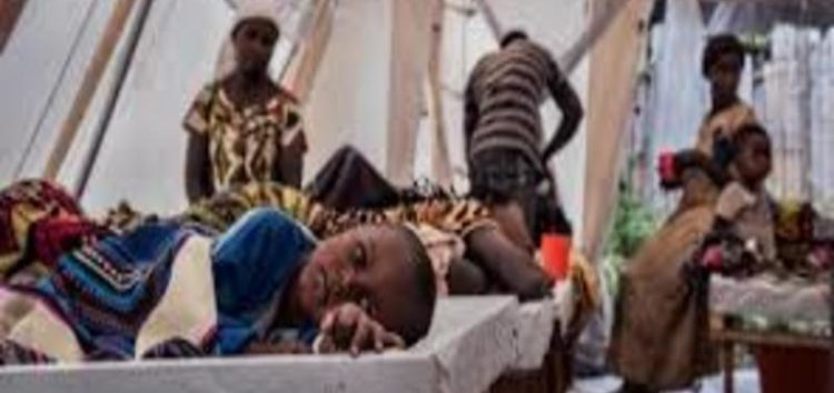 Cholera kills over 100 in Democratic Republic of Congo