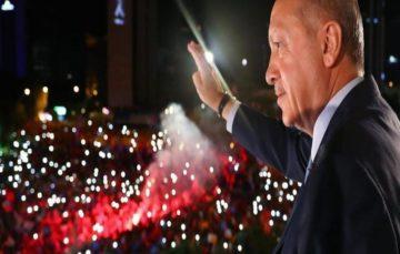 Erdogan: Democracy winner of Turkish elections
