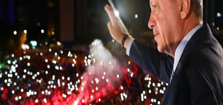 Erdogan: Democracy winner of Turkish elections