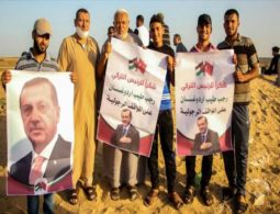 Gazans celebrate Erdogan's victory in Turkish election