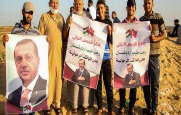 Gazans celebrate Erdogan's victory in Turkish election