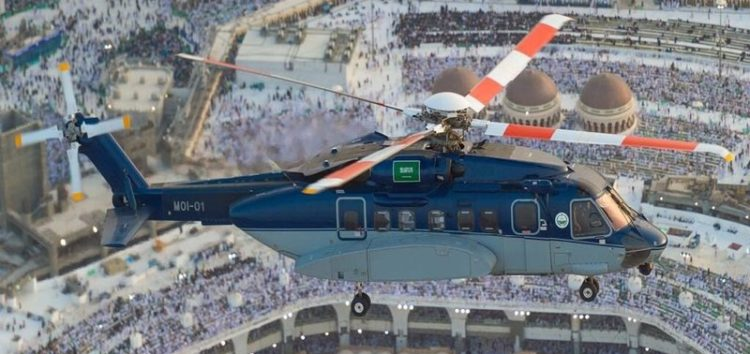 Makkah intensifies air surveillance for the last 10 days of Ramadaan
