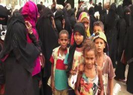 Hudaida: Families flee amid rising fears of a humanitarian catastrophe