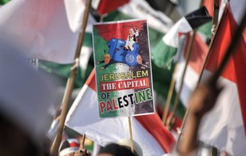 BDS condemns Indonesia association visit to Israel