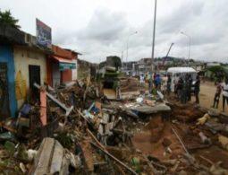 Ivory coast: Deadly floods claims 17 lives
