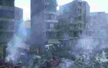15 dead as fire guts Kenya's largest open-air market