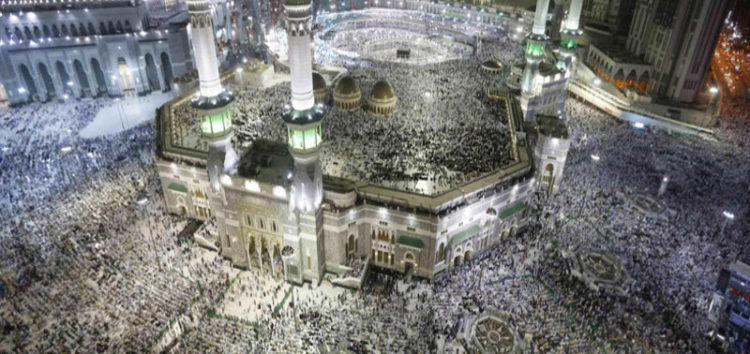 Two million worshipers at Masjidul Haram for Laylatul Qadr