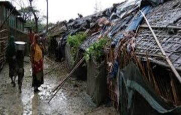 Deadly monsoon storms batter Rohingya camps in Bangladesh