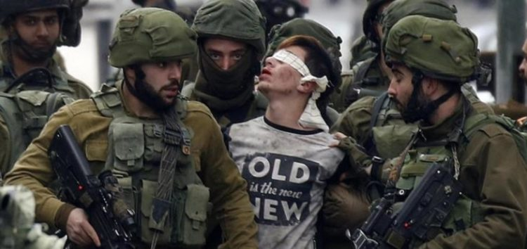 Palestinian youth goes blind while in Israeli custody due to medical neglect