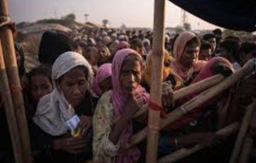 Bangladesh calls for pressure on Myanmar over Rohingya