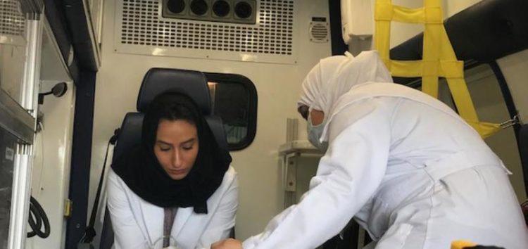 Saudi women launch all-female ambulance service