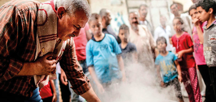 Meet Gaza's 'souperman' as he fills bellies, lifts spirits of the needy