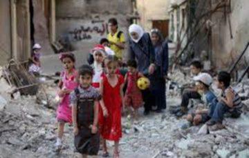 Syria: 3m homes destroyed by Assad Regime