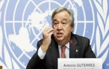 UN chief Antonio Guterres urges world not to abandon UNRWA