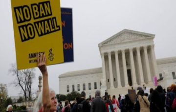 US Supreme Court upholds Trump's Muslim ban
