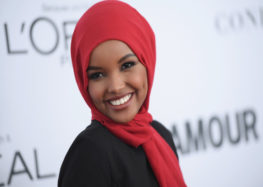 Halima Aden-Teen Vogues first hijab wearing model