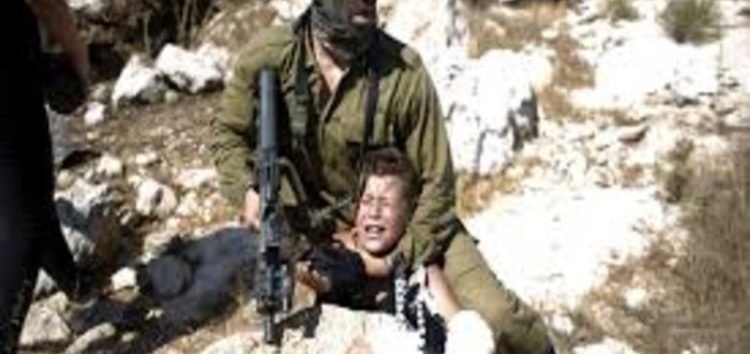 Israel killed 25 Palestinian children this year