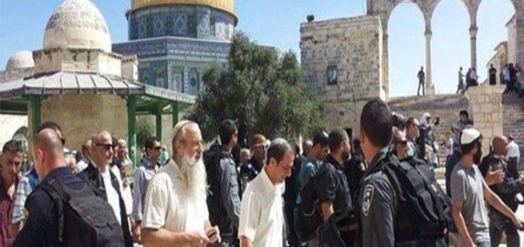Mufti slams Jewish settlers' storming Al-Aqsa compound