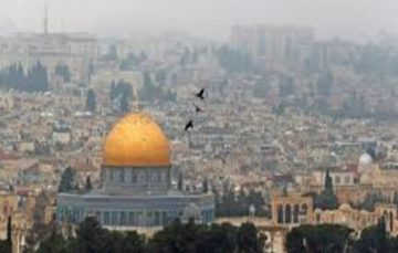 Knesset members storm Al-Aqsa compound for the first such tour by Israeli official since 2015