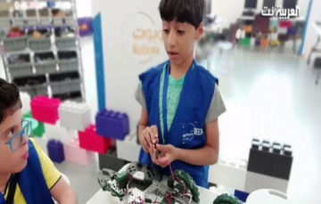 Saudi child defies his autism,becomes a robotics whiz
