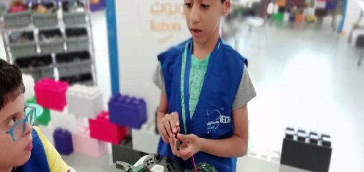 Saudi child defies his autism,becomes a robotics whiz
