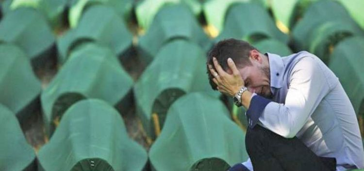 Bosnia commemorates Srebrenica genocide victims