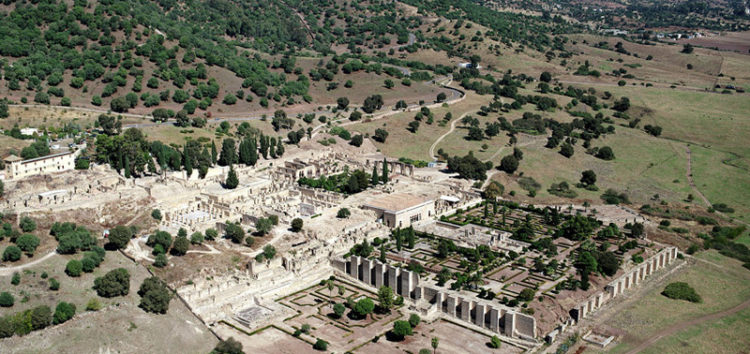 Remains of ancient Arab city in Spain gets UNESCO World heritage status