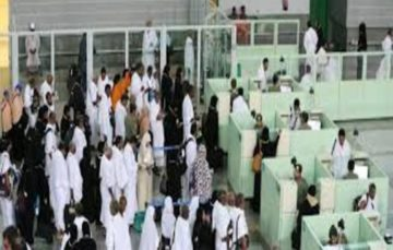 Jeddah, Madinah airports busy with hujaaj arrivals