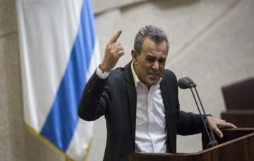 Israeli Knesset dismisses Arab MK after he criticises killing Palestinians