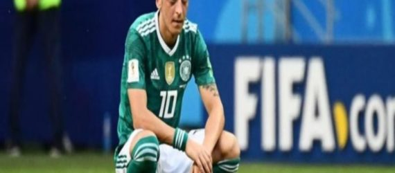 Mesut Ozil quits German football team over 'racism and disrespect'