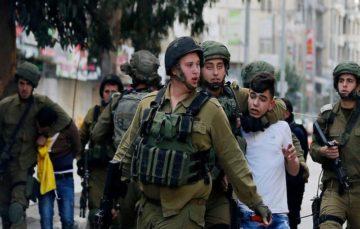 291 Palestinian children being held in Israeli prisons