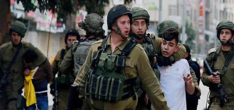 291 Palestinian children being held in Israeli prisons